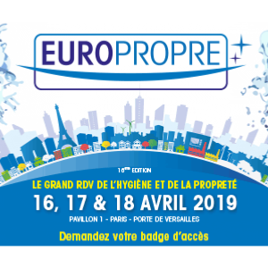 Salon EUROPROPRE 2019